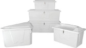 LOW PROFL MED DK BX 48WX20DX18 STOW 'N GO DOCK BOX (TAYLOR)