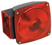 """SUB.UNDER 80  TAIL LIGHT LH SUBMERSIBLE UNDER 80"""" TAIL LIGHT (WESBAR)"""