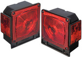 """SUB.UNDER 80  TAIL LIGHT RH SUBMERSIBLE UNDER 80"""" TAIL LIGHT (WESBAR)"""
