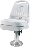 CHR W/MTG PLTSPIDER ADJ PED PILOT CHAIR PACKAGE (WISE SEATING)