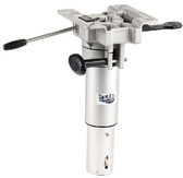"""POWER PED 2 3/8IN 25IN-32IN LAKESPORT 2-3/8"""" HYDRAULIC POWER PEDESTALS  – WITH SEAT MOUNT (SWIVL-EZE)"""