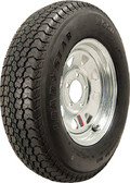 """ST175/80D13 C/5H SPK GALV LOAD 13"""" BIAS AND ST RADIAL TIRE AND WHEEL ASSEMBLIES (LOADSTAR TIRES)"""