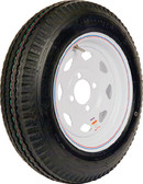 """530-12 C/5H SPK WH STR K353 12"""" BIAS AND ST RADIAL TIRE AND WHEEL ASSEMBLIES(LOADSTAR TIRES)"""