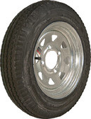 """530-12 C/5H SPK GALV K353 12"""" BIAS AND ST RADIAL TIRE AND WHEEL ASSEMBLIES(LOADSTAR TIRES)"""