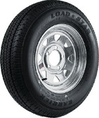 """ST175/80R13 C/5H SPK GALV KARR 13"""" BIAS AND ST RADIAL TIRE AND WHEEL ASSEMBLIES (LOADSTAR TIRES)"""