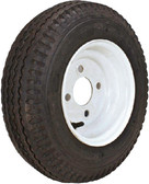 """480-8 B/4H WH K371 8"""" BIAS TIRE AND WHEEL ASSEMBLY (LOADSTAR TIRES)"""