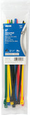 CBL TIE 8  ASSORTED 24PC MARINE STANDARD CABLE TIE KITS (ANCOR)