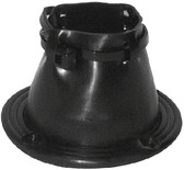 2IN CABLE BOOT BLACK BULK CABLE BOOT (T-H MARINE)