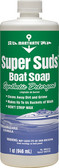 SUPERSUDS BOAT SOAP - QT. SUPER SUDS BOAT SOAP (MARIKATE)