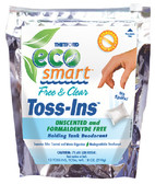 ECOSMART F&C TOSS INS 12/PACK ECO-SMART FREE AND CLEAR HOLDING TANK DEODORANT TOSS-INS (THETFORD)