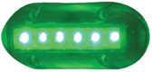 LED HI-INTENS UNDERWATER GREEN HIGH INTENSITY LED UNDERWATER LIGHTS (T-H MARINE)