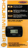 HOUR METER - ALL ENGINE HOURMETER- ANY GAS ENGINE (HARDLINE PRODUCTS)
