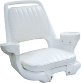 CAPTAINS CHAIR W/ CUSHIONS PILOT CHAIR WITH CUSHIONS (WISE SEATING)
