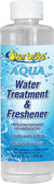 WATER TREATMENT-FRESHENER 8OZ AQUA WATER TREATMENT & FRESHENER (STARBRITE)