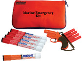 COASTAL A/L KIT IN BAG COASTAL ALERT/ LOCATE SIGNALING KIT (ORION SAFETY PRODUCTS)