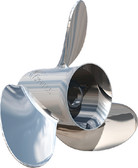"""PROP EXPRESS 3BL SS 13.25X17RH 40-150hp 4-1/4"""" GEARCASE EXPRESS STAINLESS PROPS (TURNING POINT)"""