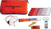 INLAND LOCATE KIT IN SOFT BAG INLAND LOCATE KIT WITH ACCESSORIES (ORION SAFETY PRODUCTS)