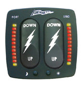 BOLT CONTROL-WITH INDICATOR ELECTRIC SYSTEM CONTROL OPTION (BENNETT)