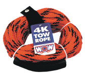 4K 60' TOW ROPE TOWABLE TOW ROPE (WOW)
