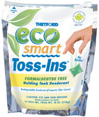 ECO SMART TOSSINS ECO-SMART FORMALDEHYDE-FREE TOSS-INS (THETFORD)