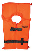 ORANGE YOUTH LIFE VEST FOAM TYPE II LIFE VEST (SEACHOICE)