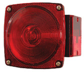 """TAIL LITE SUB 7-FUNC W/MOUNT SUBMERSIBLE UNDER 80"""" COMBINATION REPLACEMENT LIGHT (SEACHOICE)"""