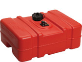 TANK 12 GALLON/ 45L EPA (LOW) RECTANGULAR PORTABLE FUEL TANKS- EPA/CARB APPROVED (SCEPTER