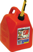 GAS CAN 5 GAL EPA JERRY CANS - CARB COMPLIANT (SCEPTER)
