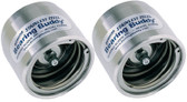 1.980 STAINLESS BEAR BUDD 2/CD BEARING BUDDY - STAINLESS STEEL (BEARING BUDDY)