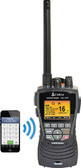 6W FLOATING VHF GPS & BT HH600 FLOATING VHF GPS RADIO (COBRA ELECTRONICS)