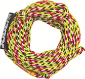 TOW ROPE 4 PERSON 1-SECTION TOW ROPE (JOBE)