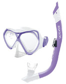 MASK COVE PURPLE/WHITE JR OASIS COVE COMBO (BODY GLOVE)