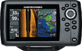 HELIX 5 CHIRP SI GPS G2 HELIX 5 CHIRP SI G2 COMBO FISHFINDER/GPS/CHARTPLOTTER WITH SIDE IMAGING (HUMMINBIRD)