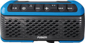 STEREO ACTIVE-WSSA150BU BLUE STEREOACTIVE - PORTABLE WATERSPORTS STEREO (FUSION ELECTRONICS)