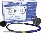 STEERING SYSTM-MACH ROTARY 11' FOURTECH ROTARY STEERING SYSTEM (UFLEX)
