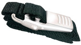 BATTERY STRAP-SS BUCKLE-62  LG BATTERY OR TIE-DOWN STRAP (SEACHOICE)