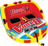 TOWABLE BIG BUBBA HI VISIBLE BUBBA HI-VIS TOWABLE (WOW SPORTS)
