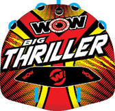 TOWABLE BIG THRILLER 2PERSON THRILLER SERIES TOWABLE (WOW SPORTS)