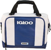 COOLER BAG SNAPDOWN 36CAN WHT MARINE ULTRA SNAP DOWN COOLER (IGLOO)