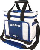 COOLER BAG 32 CAN MARINE WHT MARINE ULTRA STOUT DIVIDED COOLER (IGLOO)