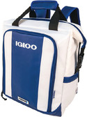 COOLER BCKPACK MARIN 24CAN WHT MARINE ULTRA SWITCH CONVERTIBLE BACKPACK (IGLOO)