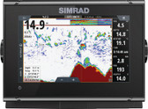 GO7 XSR TOTALSCAN GO7  XSR SERIES MULTIFUNCTION DISPLAY (SIMRAD)