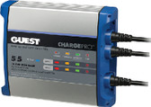 GUEST CHARGEPRO 10A 2 BANK GUEST CHARGEPRO ON-BOARD BATTERY CHARGER (MARINCO/GUEST/AFI/NICRO/BEP)