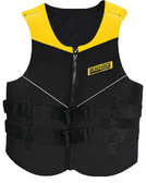 NEOPRENE VEST YEL/BLK CHILD NEOPRENE MULTI-SPORT VEST (SEACHOICE)
