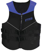 NEOPRENE VEST BLU/BLK CHILD NEOPRENE MULTI-SPORT VEST (SEACHOICE)