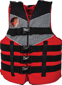 PFD TWEEDLE NYL RED 2X/3X TWEEDLE NYLON PFD (BODY GLOVE)