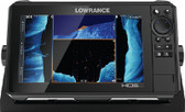 HDS-9 LIVE AMER XD AI 3-IN-1 HDS LIVE FISHFINDER/CHARTPLOTTER (LOWRANCE)