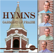 Hymns CD by Garment of Praise Quartet