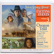 Exciting Events Vol 3 Audio CDs by Your Story Hour
