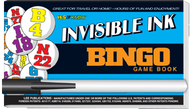 "Invisible Ink: Yes & Know® Game Book ""Bingo"""